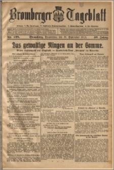 Bromberger Tageblatt. J. 40, 1916, nr 228