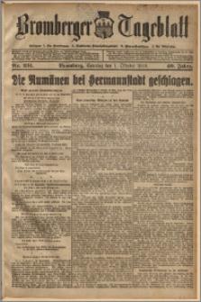 Bromberger Tageblatt. J. 40, 1916, nr 231