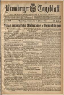 Bromberger Tageblatt. J. 40, 1916, nr 237