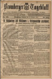 Bromberger Tageblatt. J. 40, 1916, nr 238