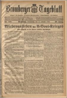 Bromberger Tageblatt. J. 40, 1916, nr 240