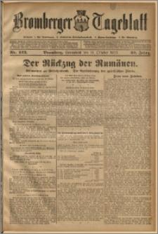 Bromberger Tageblatt. J. 40, 1916, nr 242
