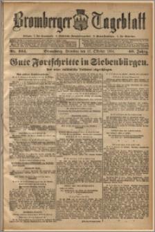 Bromberger Tageblatt. J. 40, 1916, nr 244