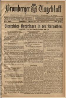 Bromberger Tageblatt. J. 40, 1916, nr 245
