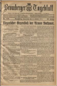 Bromberger Tageblatt. J. 40, 1916, nr 246