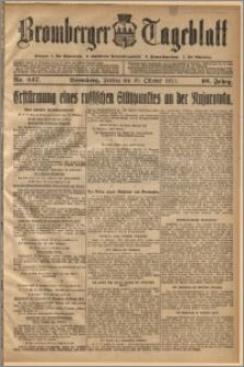 Bromberger Tageblatt. J. 40, 1916, nr 247