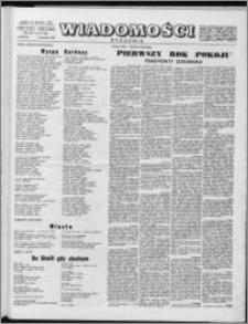 Wiadomości, R. 14 nr 44 (709), 1959