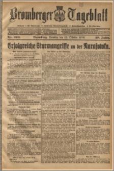 Bromberger Tageblatt. J. 40, 1916, nr 249