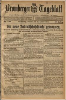 Bromberger Tageblatt. J. 40, 1916, nr 250