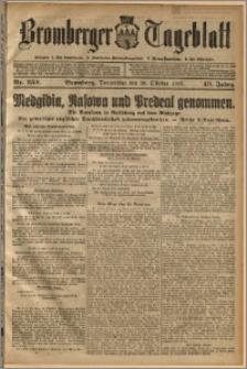 Bromberger Tageblatt. J. 40, 1916, nr 252