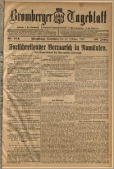 Bromberger Tageblatt. J. 40, 1916, nr 254