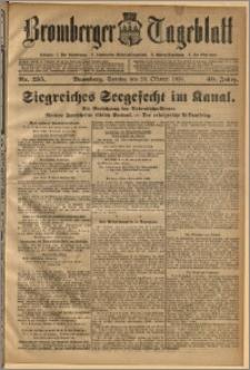 Bromberger Tageblatt. J. 40, 1916, nr 255