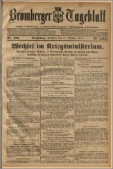 Bromberger Tageblatt. J. 40, 1916, nr 256