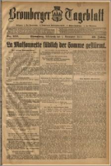 Bromberger Tageblatt. J. 40, 1916, nr 257