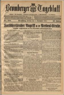 Bromberger Tageblatt. J. 40, 1916, nr 259