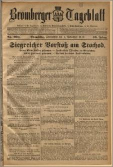 Bromberger Tageblatt. J. 40, 1916, nr 260