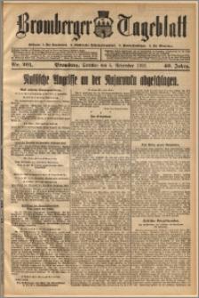 Bromberger Tageblatt. J. 40, 1916, nr 261
