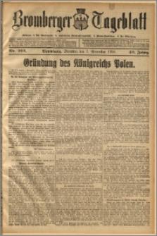 Bromberger Tageblatt. J. 40, 1916, nr 262