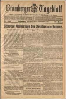 Bromberger Tageblatt. J. 40, 1916, nr 263