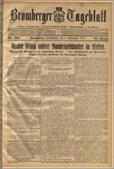 Bromberger Tageblatt. J. 40, 1916, nr 264
