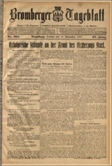 Bromberger Tageblatt. J. 40, 1916, nr 265