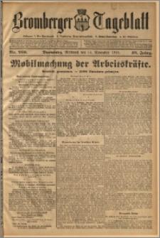 Bromberger Tageblatt. J. 40, 1916, nr 269