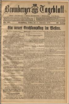 Bromberger Tageblatt. J. 40, 1916, nr 271
