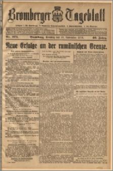 Bromberger Tageblatt. J. 40, 1916, nr 273