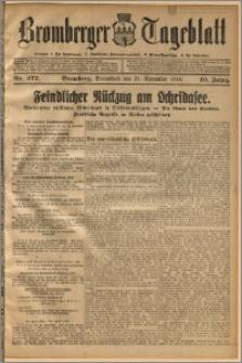 Bromberger Tageblatt. J. 40, 1916, nr 277