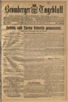 Bromberger Tageblatt. J. 40, 1916, nr 278