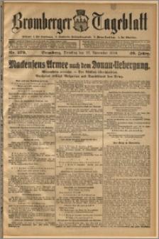 Bromberger Tageblatt. J. 40, 1916, nr 279