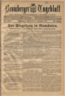 Bromberger Tageblatt. J. 40, 1916, nr 282