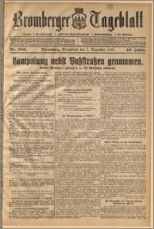 Bromberger Tageblatt. J. 40, 1916, nr 283