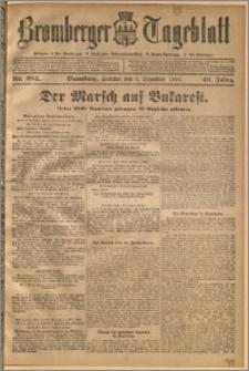 Bromberger Tageblatt. J. 40, 1916, nr 284