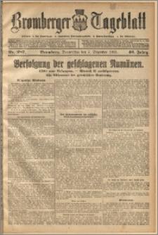 Bromberger Tageblatt. J. 40, 1916, nr 287