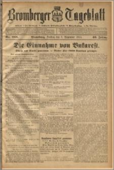 Bromberger Tageblatt. J. 40, 1916, nr 288