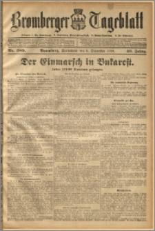 Bromberger Tageblatt. J. 40, 1916, nr 289