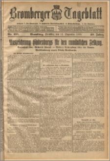 Bromberger Tageblatt. J. 40, 1916, nr 291