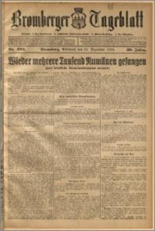 Bromberger Tageblatt. J. 40, 1916, nr 292