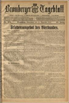 Bromberger Tageblatt. J. 40, 1916, nr 293