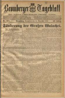 Bromberger Tageblatt. J. 40, 1916, nr 295
