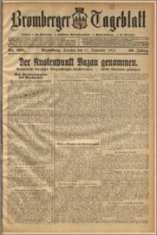 Bromberger Tageblatt. J. 40, 1916, nr 296