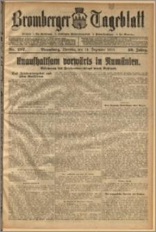 Bromberger Tageblatt. J. 40, 1916, nr 297