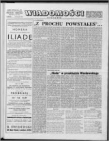 Wiadomości, R. 14 nr 46 (711), 1959