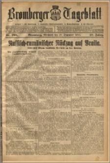 Bromberger Tageblatt. J. 40, 1916, nr 298