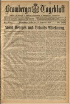 Bromberger Tageblatt. J. 40, 1916, nr 300