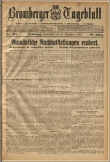 Bromberger Tageblatt. J. 40, 1916, nr 301