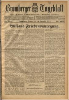 Bromberger Tageblatt. J. 40, 1916, nr 302