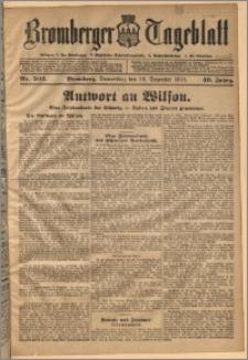Bromberger Tageblatt. J. 40, 1916, nr 303