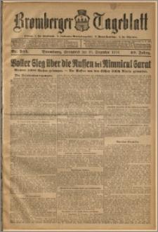 Bromberger Tageblatt. J. 40, 1916, nr 305
